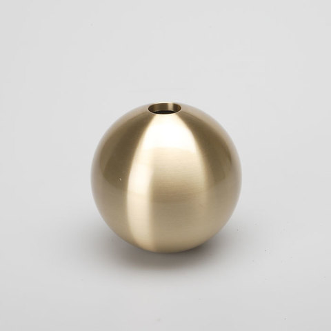 富山-能作nousaku-黃銅色銅球球花瓶 - S.jpeg