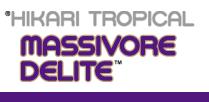 Hikari Tropical MASSIVORE DELITE