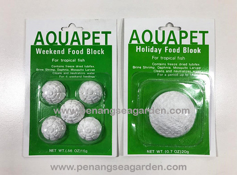 AQUAPET Weekend Fish Food Block 16g 周末鱼食块Aw.jpg