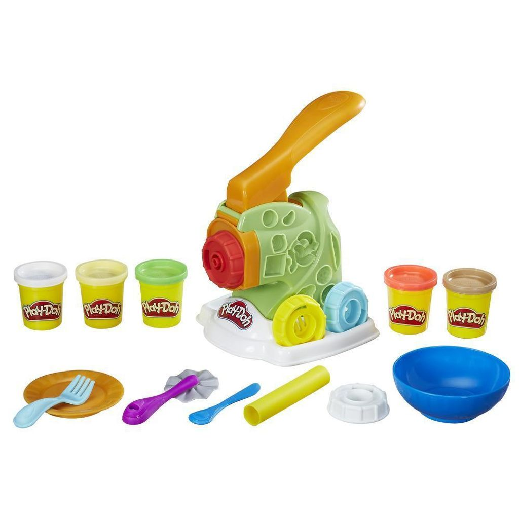Play-Doh Kitchen Creations Noodle Makin' Mania 2.jpg