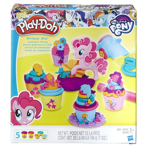 Play-Doh My Little Pony Pinkie Pie Cupcake Party.jpg