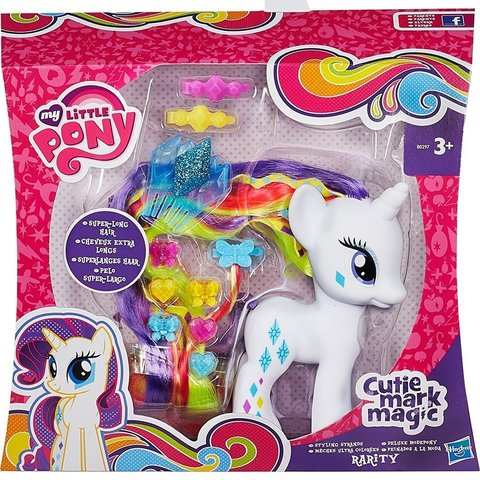My Little Pony Deluxe Fashion Pony Rarity Figure
