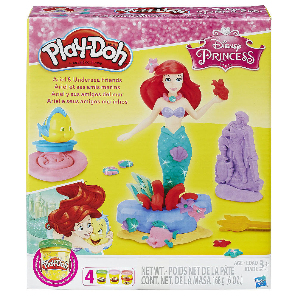 Play-Doh Disney Princess Ariel and Undersea Friends 2.jpg