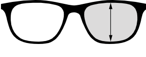 Lens height: 48 mm