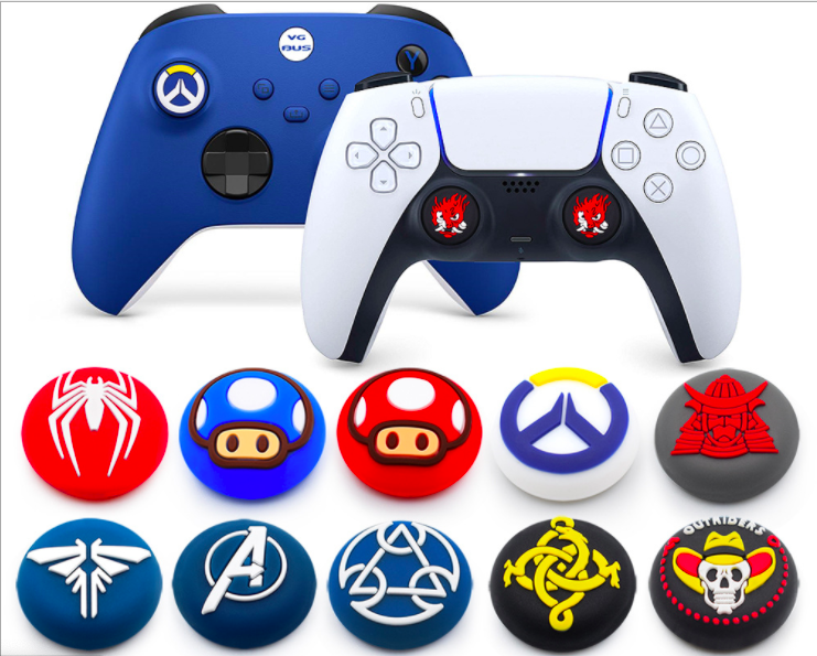 (Grade A) Ps3 / Ps4 / Ps5 / Xbox One / Xbox One Series / Nintendo Switch Pro Controller Thumb Grip