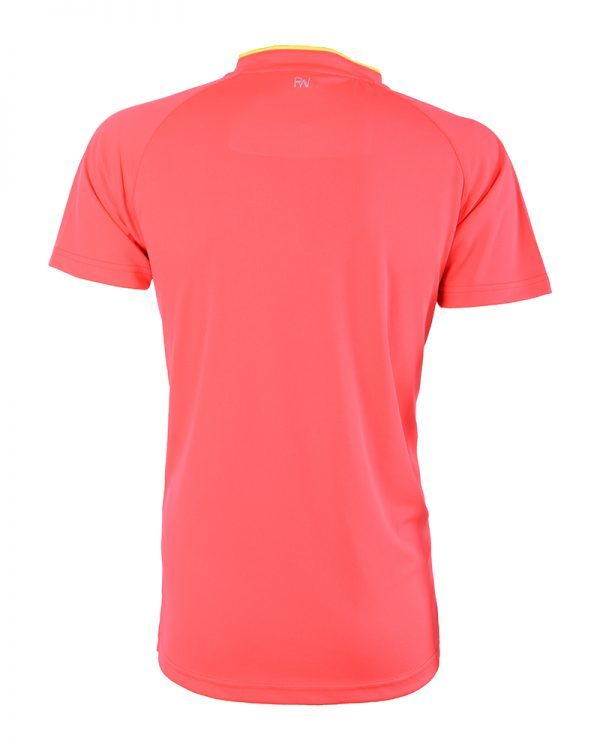 Outrefit Sublimation Neon Tech Hawk Series V Neck Design Unisex RGT-MOV 4112 Classic Red