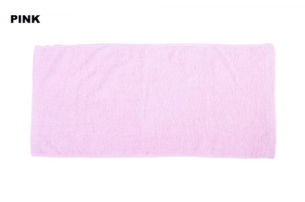 Hand Towel (Plain) RGT-HT 3713 Pink