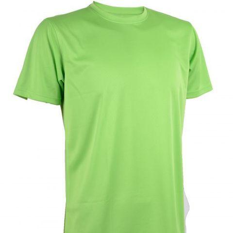 Round Neck Microfiber Apple Green Colour.jpeg