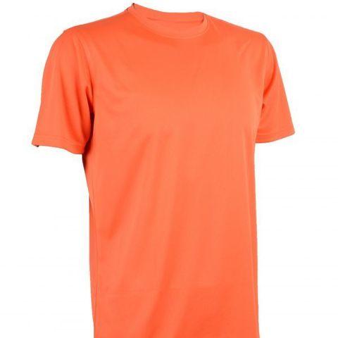 Round Neck Microfiber Fresh Orange Colour.jpeg