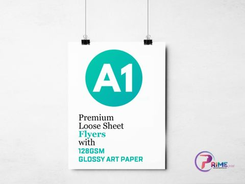 A1 Premium Loose Sheet Flyers with 128gsm Glossy Art Paper.jpeg