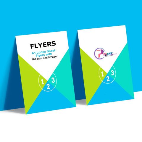A1 Loose Sheet Flyers with 100gsm Simili Paper.jpeg