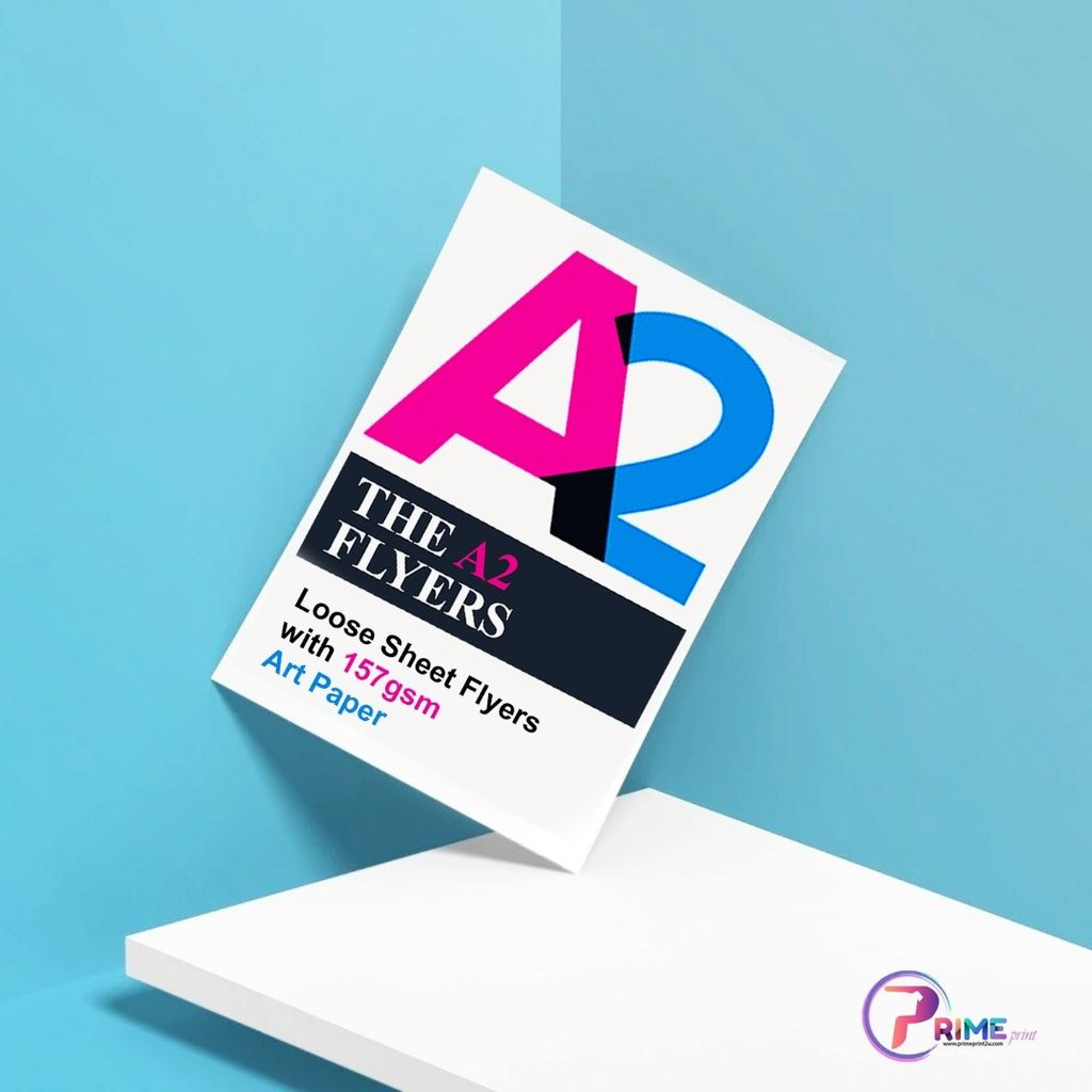 A2 Loose Sheet Flyers with 157gsm Art Paper.jpeg