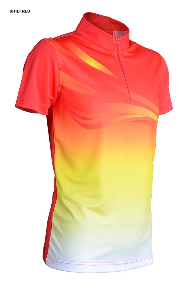 Outréfit Sublimation Series (Standing Collar with Zip) RGT-QD 40XX