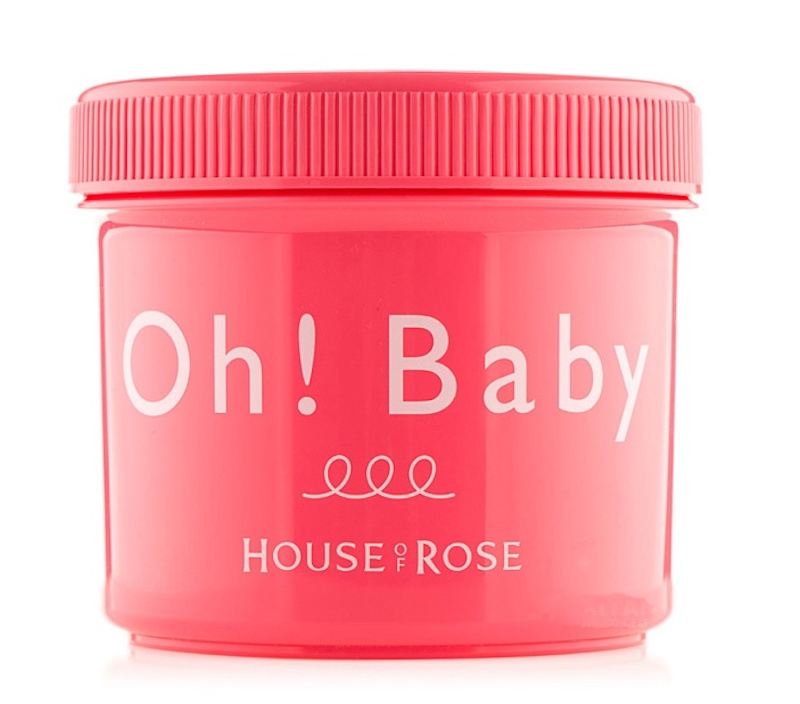 House of Rose Oh! Baby Body Smoother (570g) 日本 Oh Baby身体去角质磨砂膏 D10.jpeg