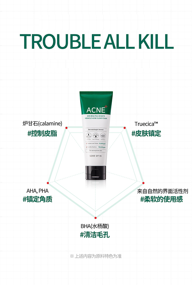 Some By Mi AHA BHA PHA 30 Days Miracle Ance Clear Foam 100ml D12.jpg