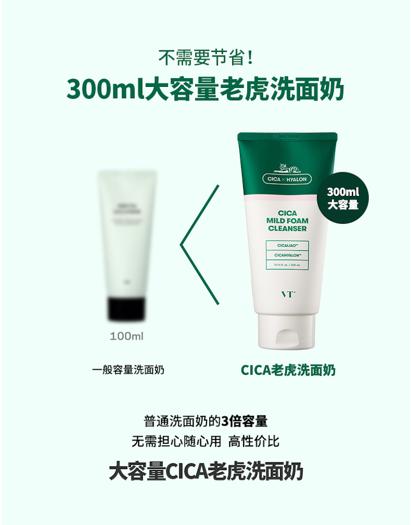 VT Cica Mild Foam Cleanser 300ml D2.jpg