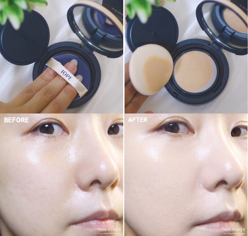 IOPE Perfect Cover Cushion SPF50 D07.jpg