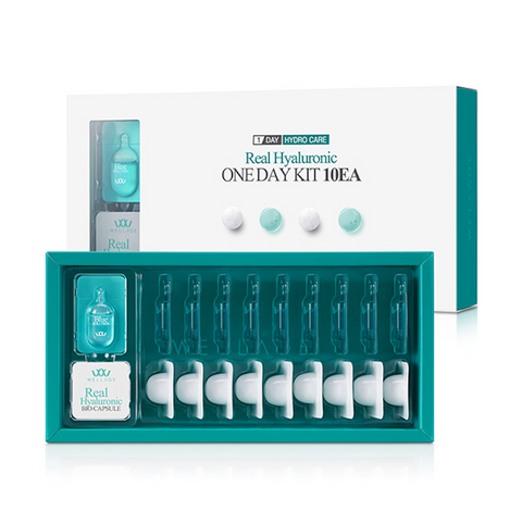 Wellage Real Hyaluronic One Day Kit (10ea) 维拉珠玻尿酸魔法丸 F1PNG.PNG