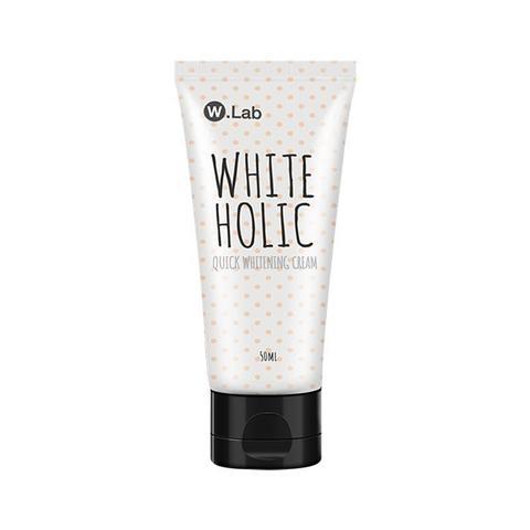W.Lab White Holic Quick Whitening Cream (50ml) 韩国 W.lab 美白素颜霜 F1.jpg