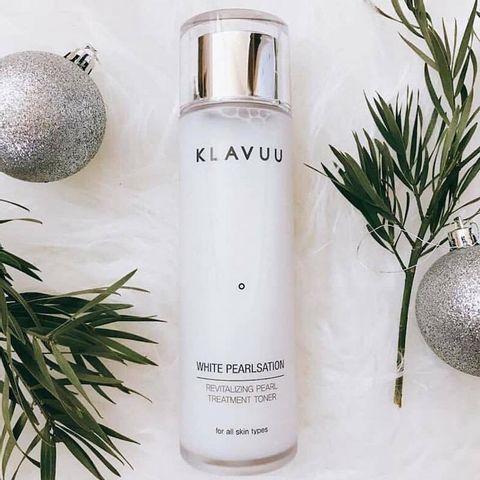 KLAVUU White Pearlsation Revitalizing Pearl Treatment Toner 140ml F1.jpg