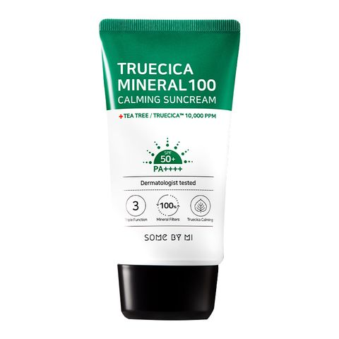 Some By Mi Truecica Mineral 100 Calming Suncream SPF50 50ml F1.jpg
