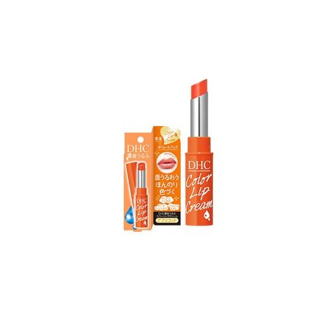 DHC Color Lip Cream 1.5g 3 Color F03 Apricot.jpg