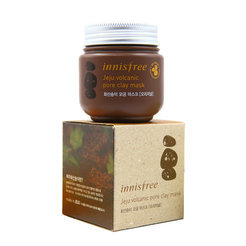 Innisfree Jeju Volcanic Pore Clay Mask  (100ml) F01.jpg