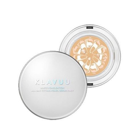 Klavuu White Pearlsation All Day Fitting Pearl Serum Pact  SPF50+ PA++++ Sunscreen (12.5g) F01.jpeg