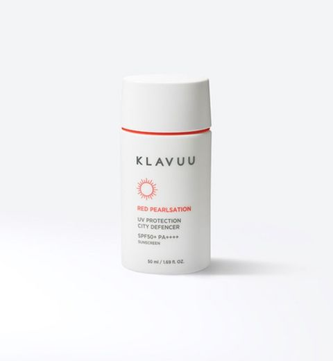 Klavuu Red Pearlsation UV Protection City Defencer SPF50+ PA++++ Sunscreen (50ml) F01.jpg