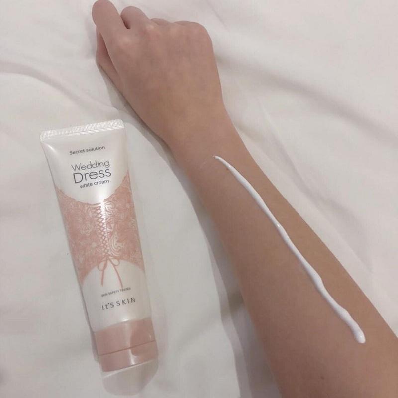 It's Skin Secret Solution Wedding Dress White Cream (100ml) 08.jpg