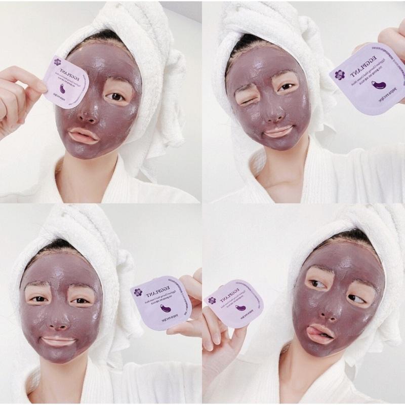 Papa Recipe Eggplant Clearing Mud Cream Mask (7.5g) 13.jpg