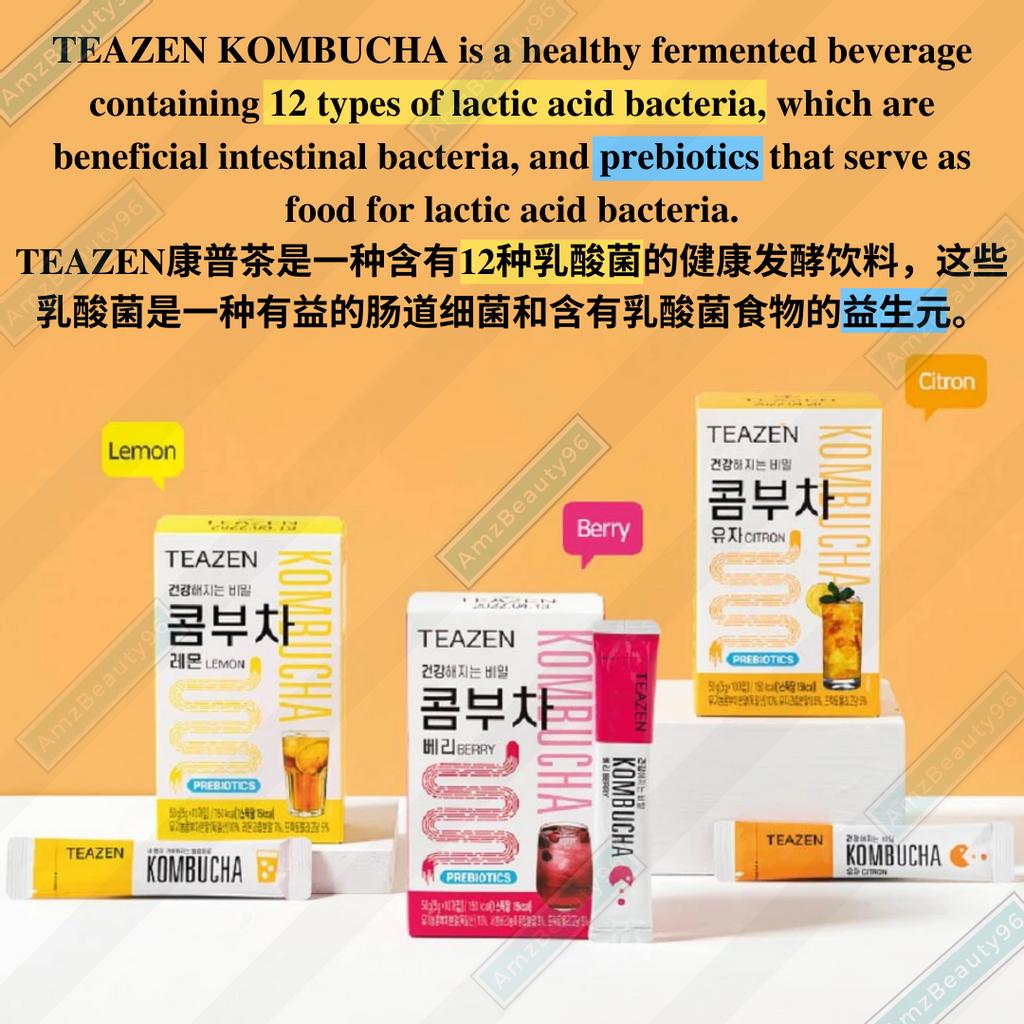 Teazen Kombucha Tea Prebiotics (5g) 03.png