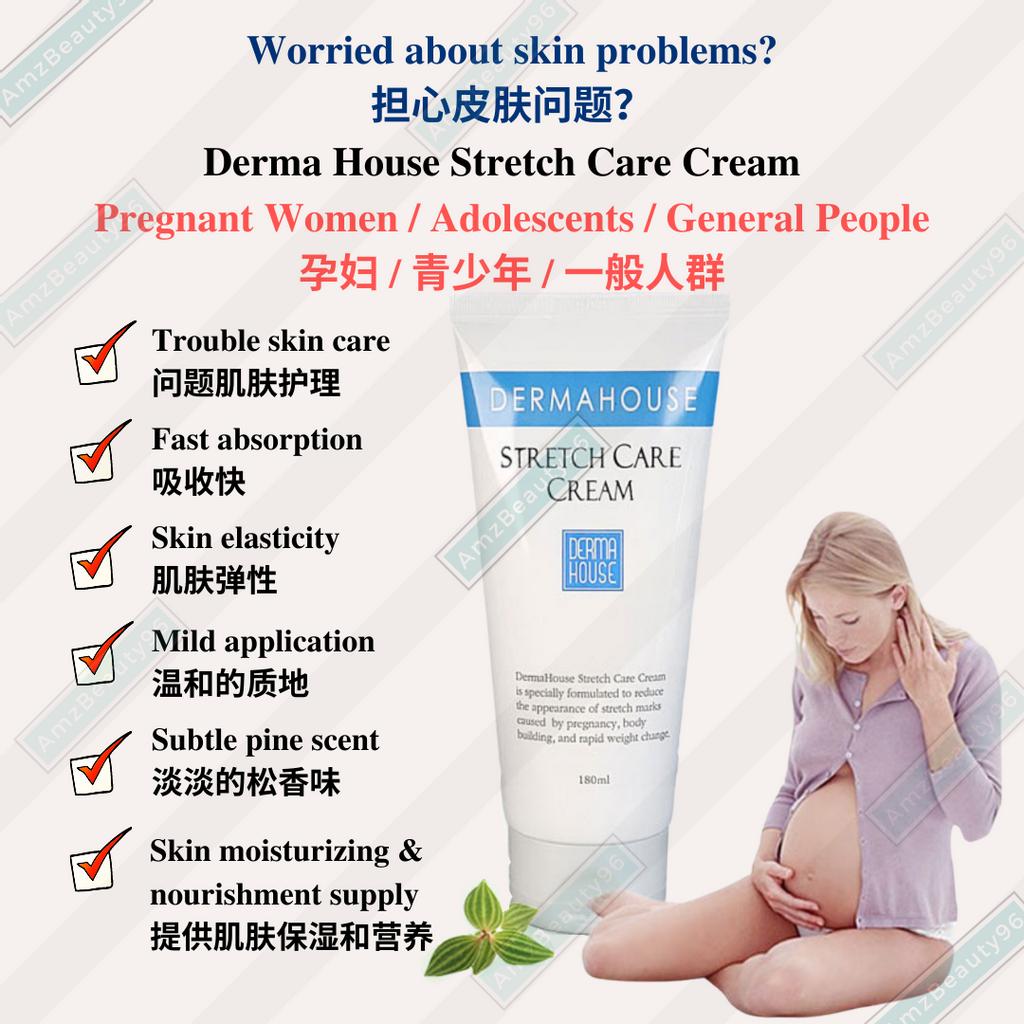 Derma House Stretch Care Cream (180ml) 02.png