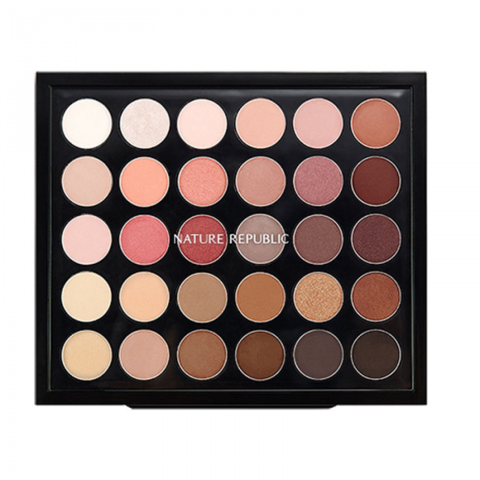 NATURE REPUBLIC Pro Touch Color Master Shadow Palette.png