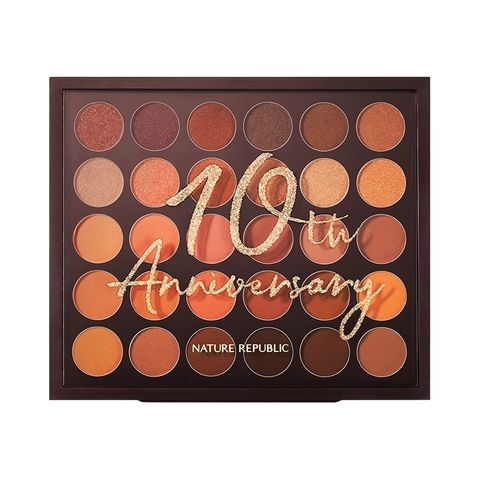 Nature Republic Pro Touch Color Master Shadow Palette - 10th Anniversary F1.jpeg