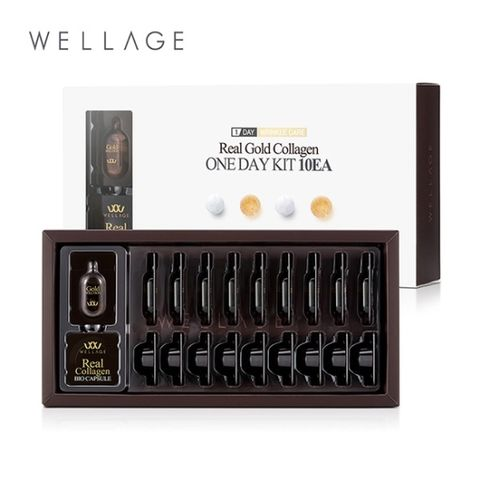 Wellage Real Gold Collagen One Day Kit F1.jpg