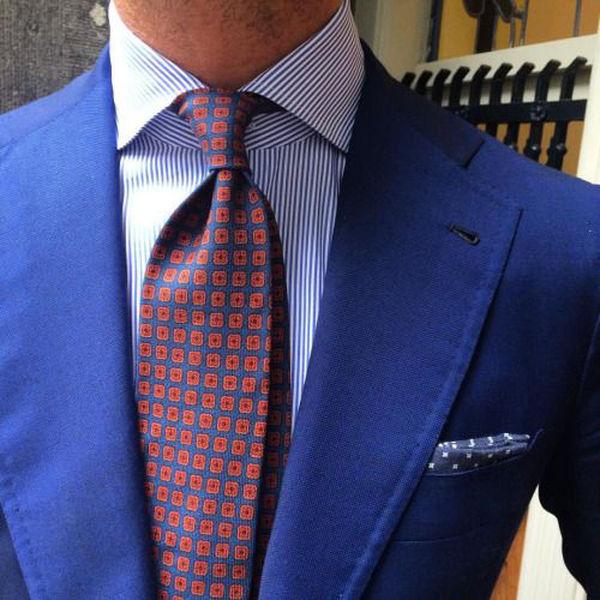 雅痞士/口袋巾與領帶