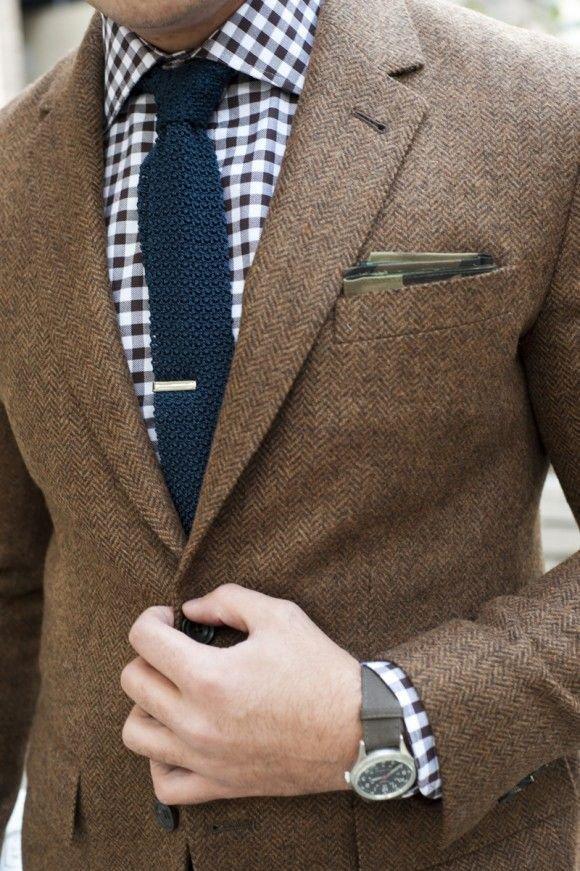 雅痞士/ 針織領帶 ?