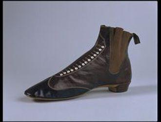 雅痞士/歷史教室 - 早維多利亞時期領帶、鞋子