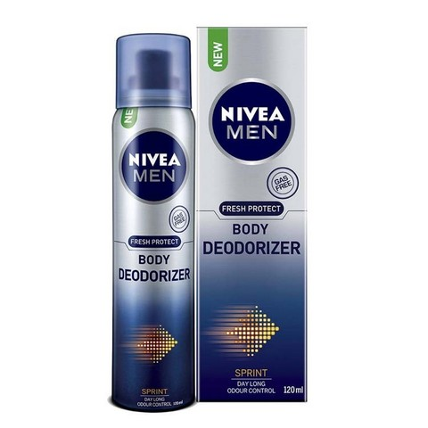 100871501 - NIVEA Deodorant Men - Body Deodorizer Sprint 120ml.jpg