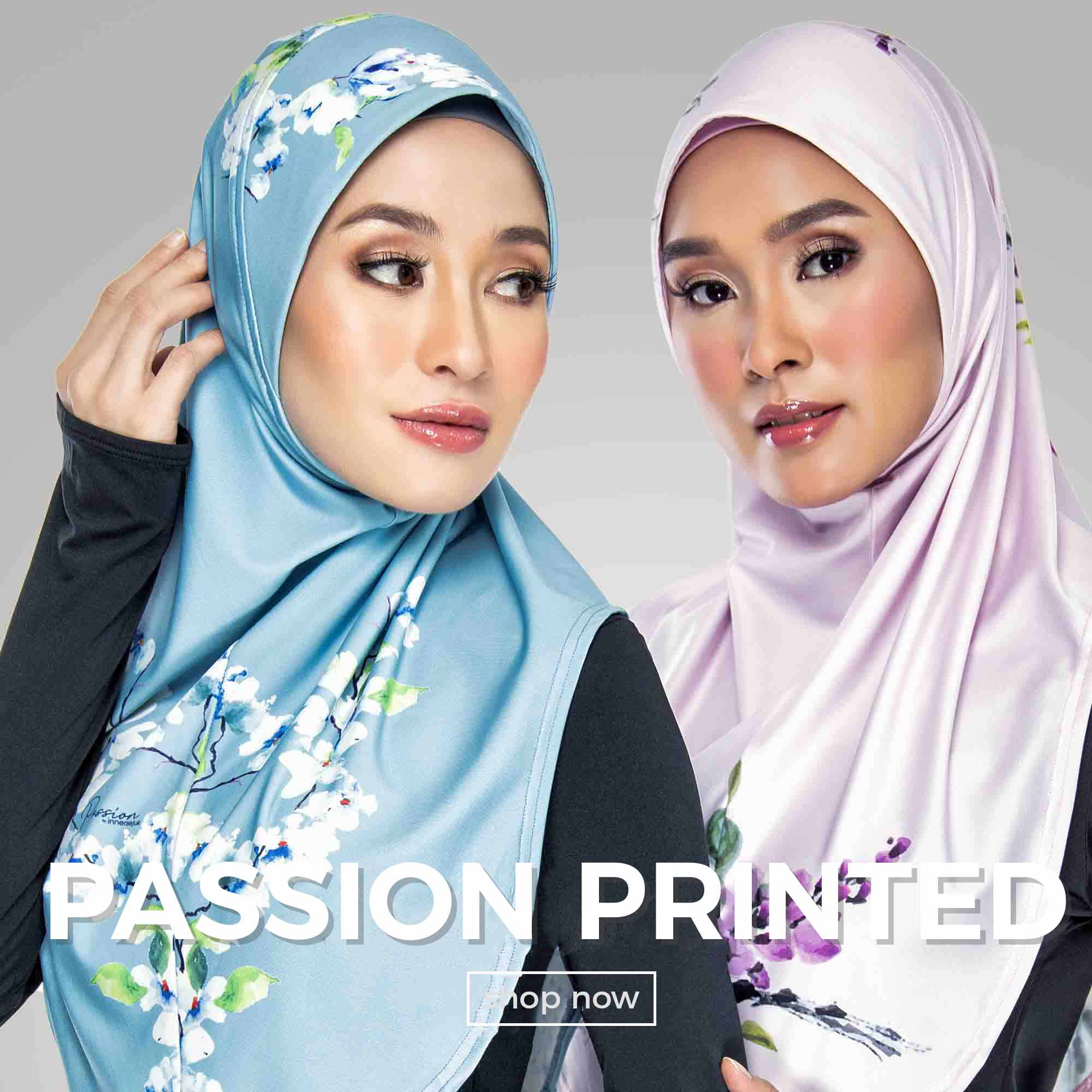 Passion printed collection by AIRAZ InnerSejuk