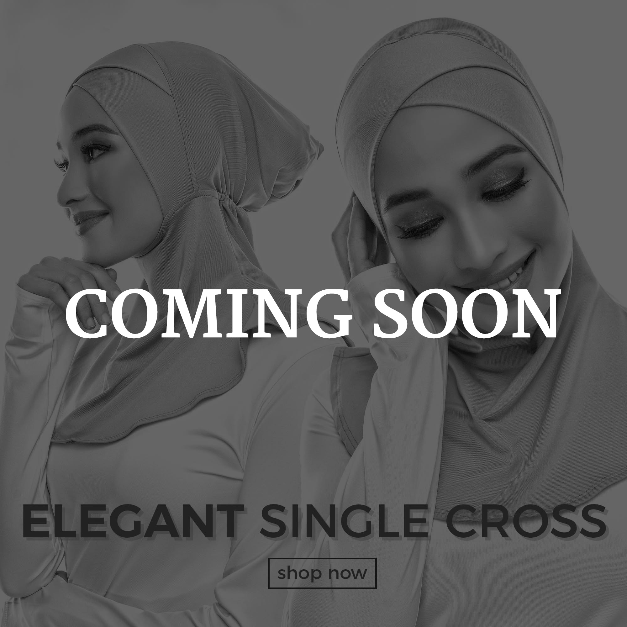 Elegant Single Cross collection by AIRAZ InnerSejuk