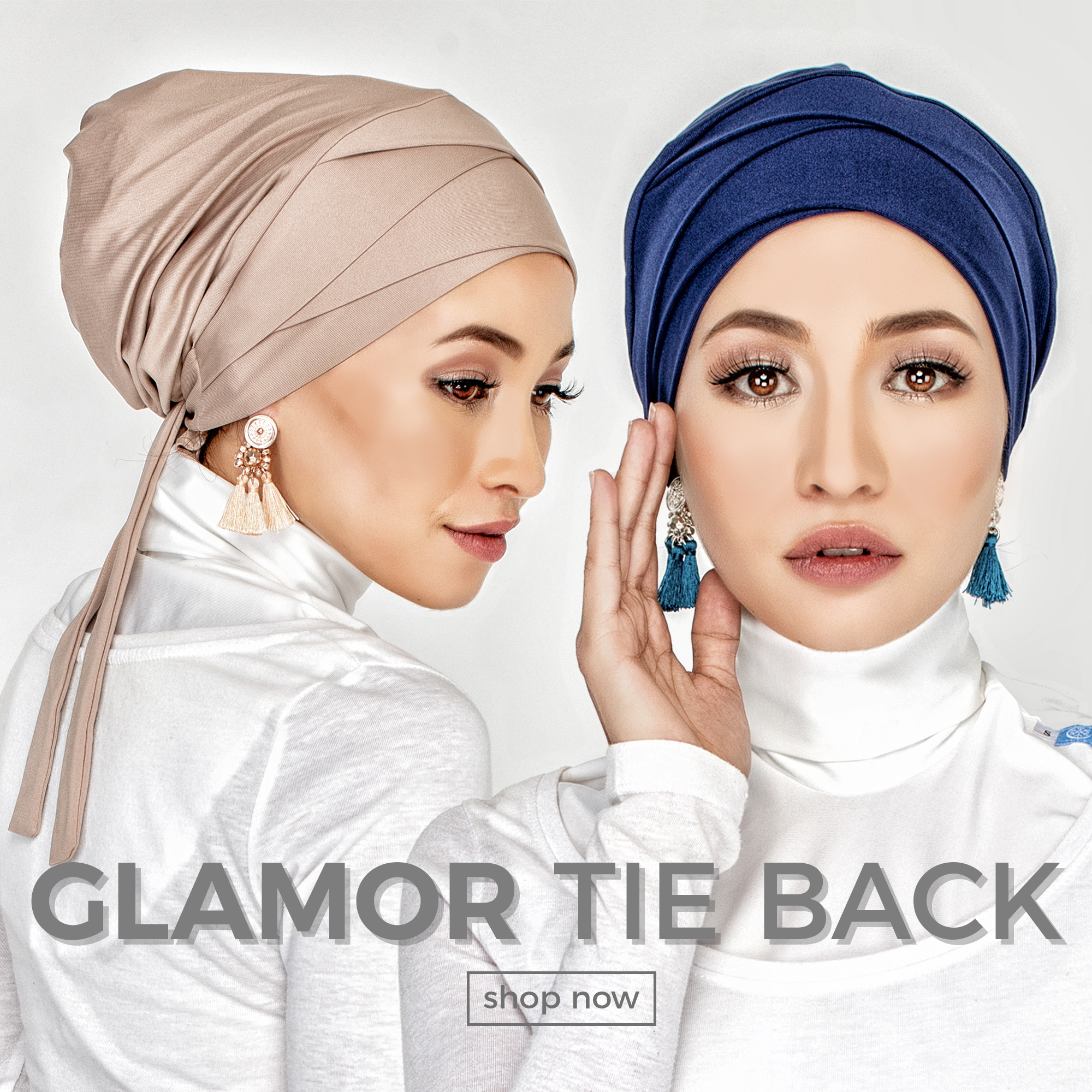 Glamor Tie Back collection by AIRAZ InnerSejuk