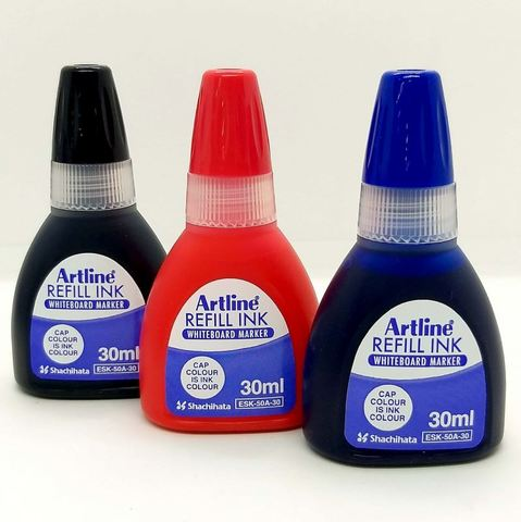 Artline Whiteboard Marker REFILL INK 30ml 1.jpg