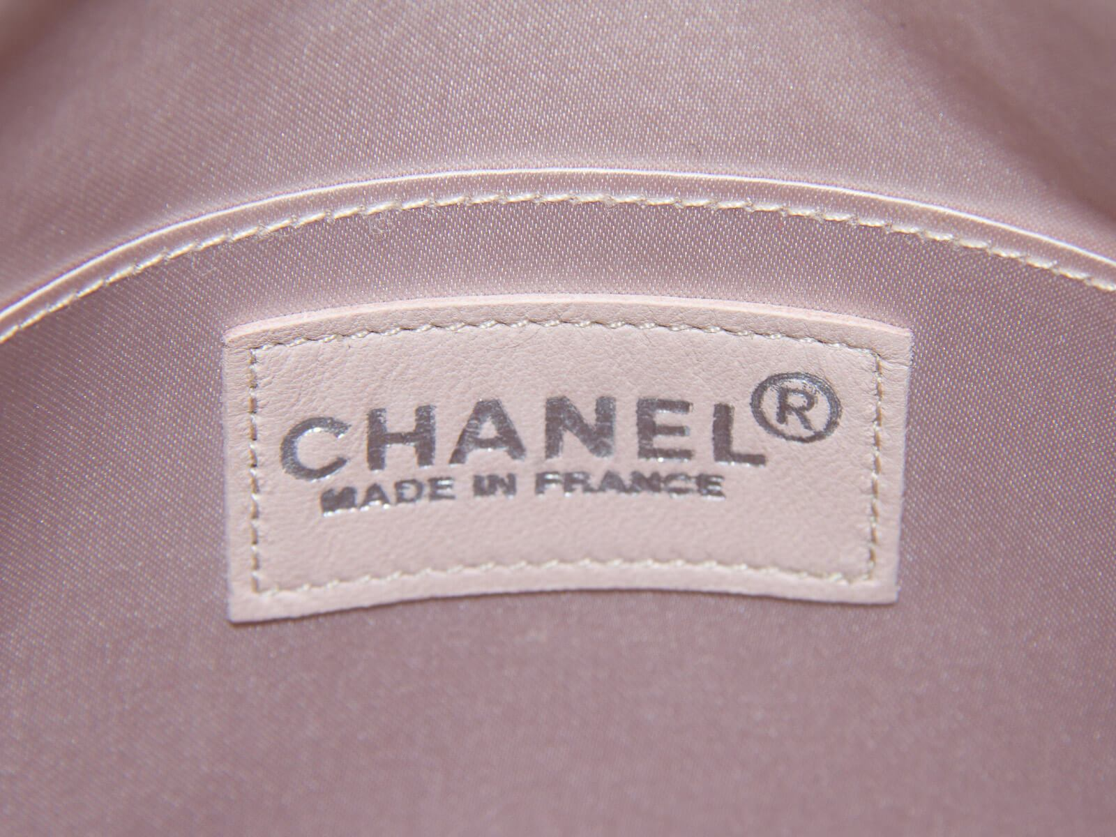 f15e4d6da0f0d7 AUTHENTIC CHANEL VINTAGE DRAWSTRING BACKPACK QUILTED SATIN WITH SUEDE –  senseiluxe.com