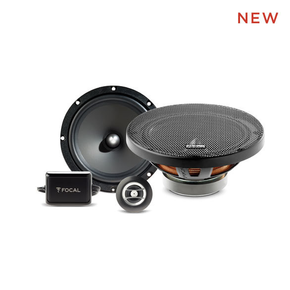 FOCAL PERFORMANCE AUDITOR RSE-165 2-WAY COMPONENT CAR SPEAKERS