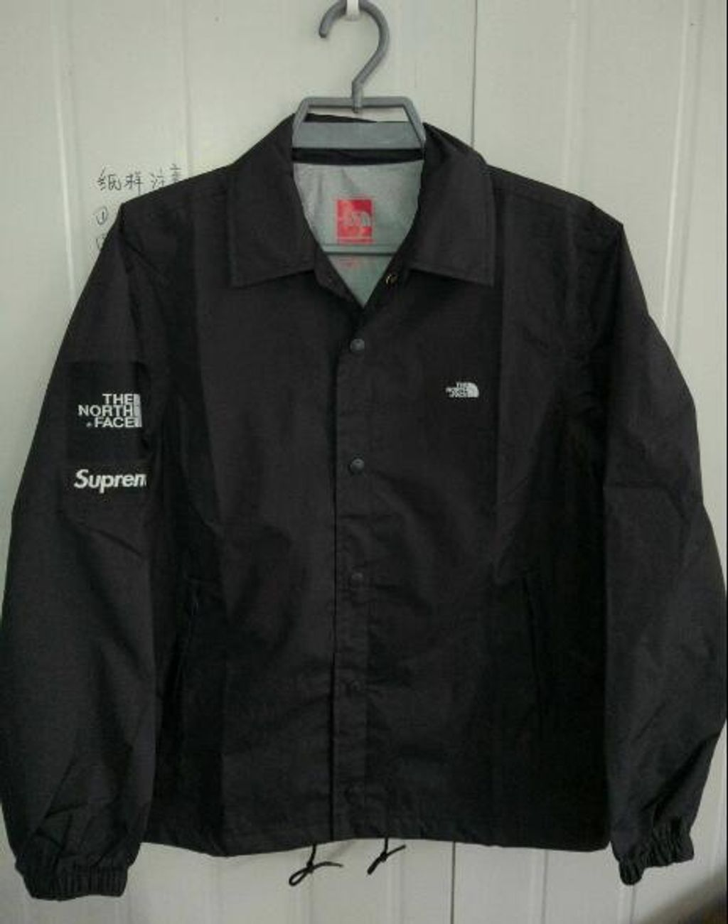 SUPREME TNF THE NORTH FACE COACHES JACKET USD91.jpg