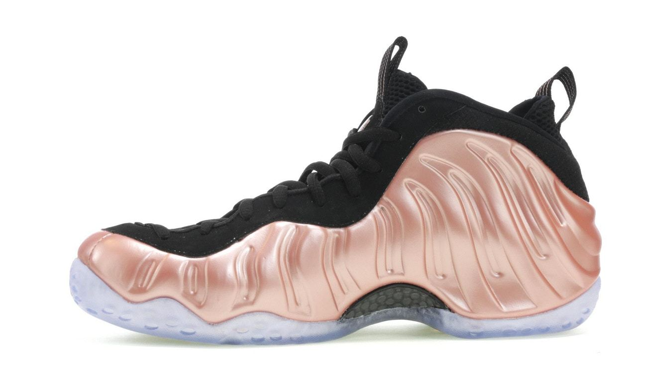 official photos 91c00 87c67 Air Foamposite One Rust Pink