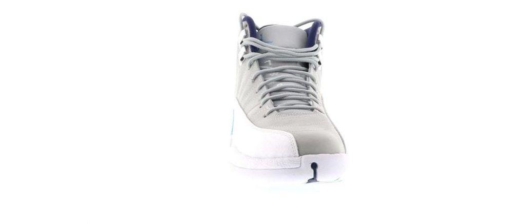 Air Jordan 12 Retro Grey University Blue 130690-007 USD190 5.jpg