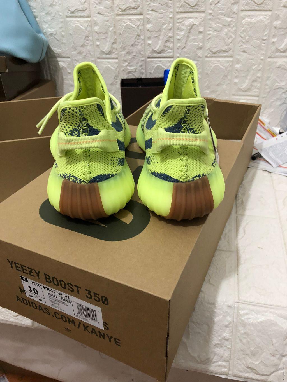 Adidas Yeezy Boost 350 V2 Semi Frozen Yellow B37572 USD220 8.jpeg